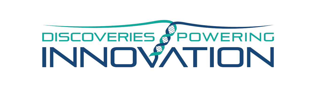 Discoveries Powering Innovation Logo
